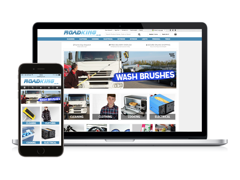 Online Truck Stop Shop specialising in truck and car accessories ...
