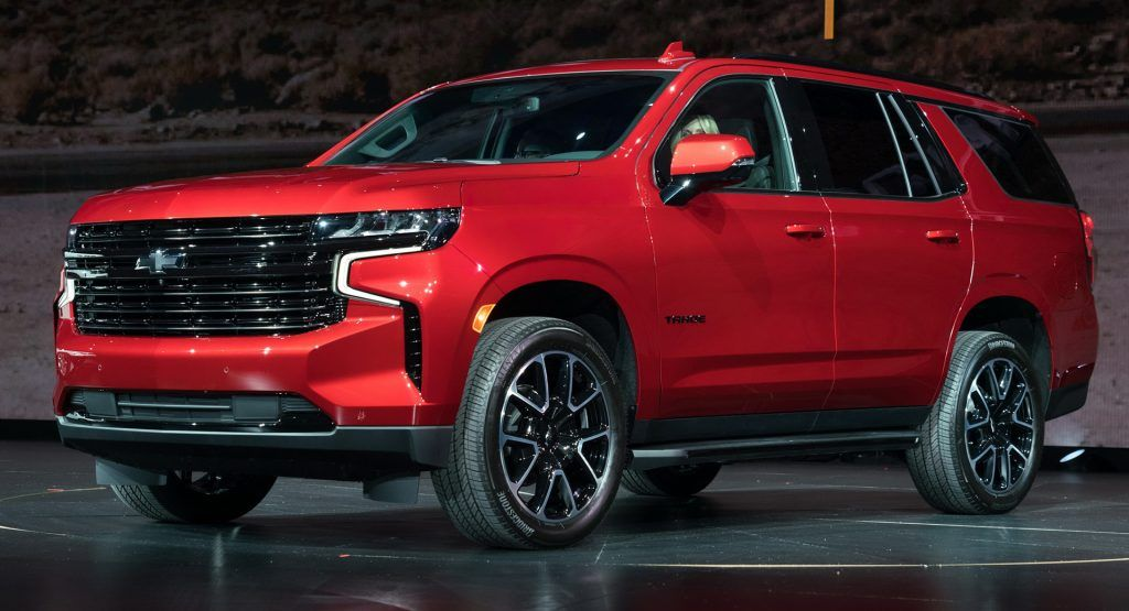 2020 Chevrolet Tahoe To Start At 50295 Tops Out At 63895