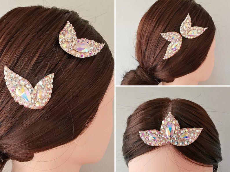 ballroom jewelry Dance hair jewelry latin dress bellydance costume ballroom hair piece ballrom dress dance hair piece ballroom