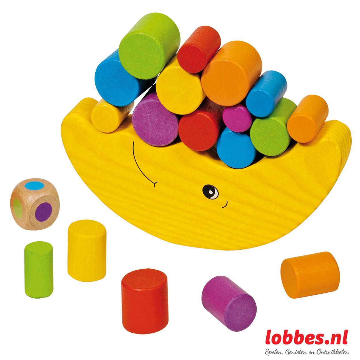 Houten Balansspel Maan | Houten, Houten speelgoed, Speelgoed