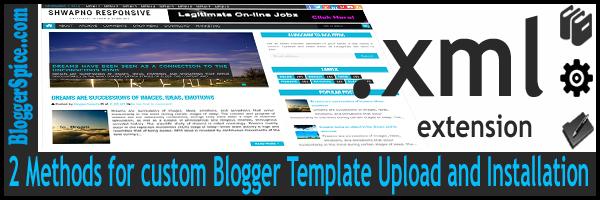 http://www.bloggerspice.com/2014/12/Upload-template-on-google-blogger-platform.html