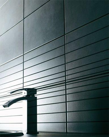Carrelage mural platinuim Enviro 20 x 40 cm - CASTORAMA Bathroom
