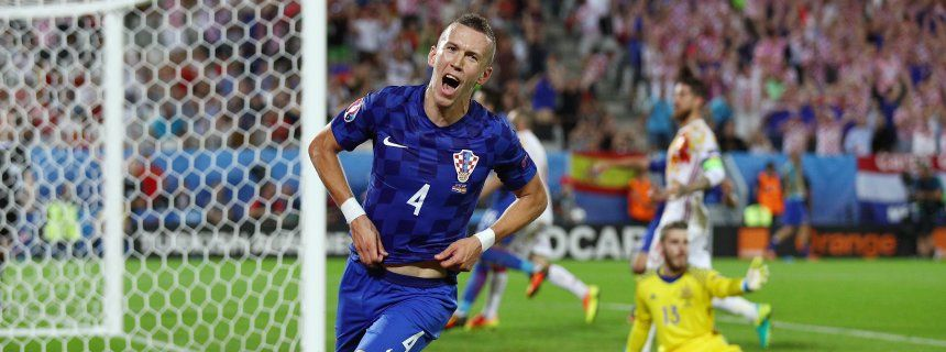 Kroatien Vs Spanien