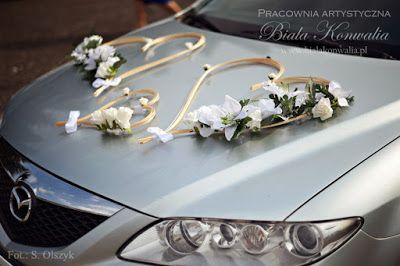 Pin Na Dekoracja Samochodu