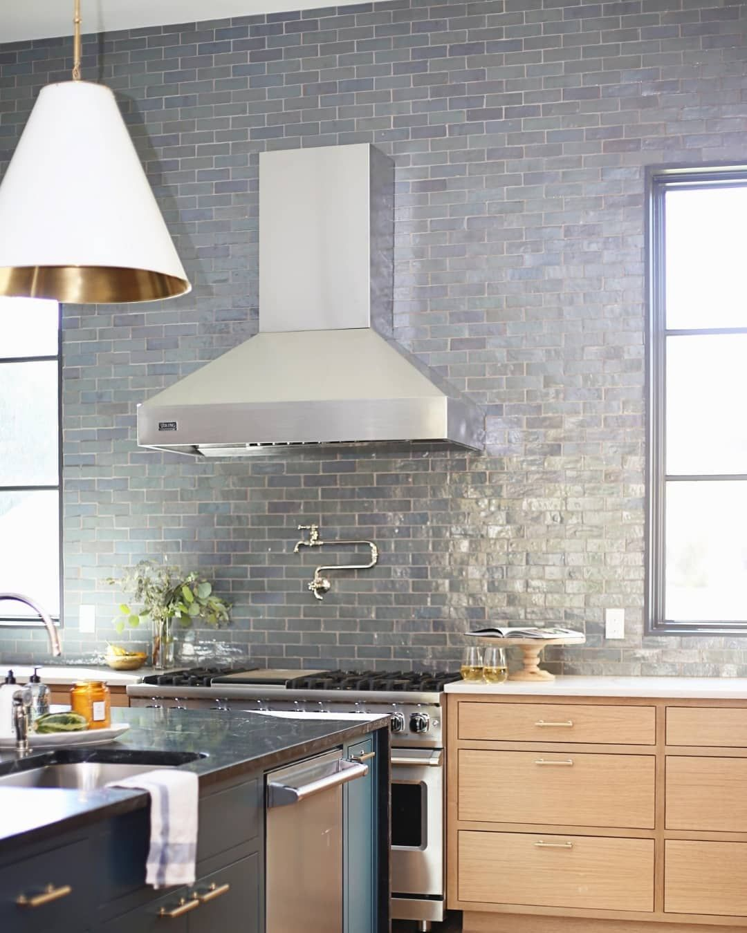 - Why Go Halfway On A Backsplash When You Can Take It It All The Way