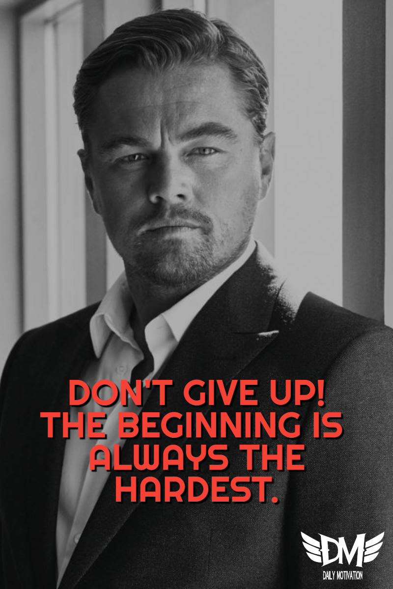 Don't give up! The beginning is always the hardest. #dontgiveup #nevergiveup #motivation #staypositive