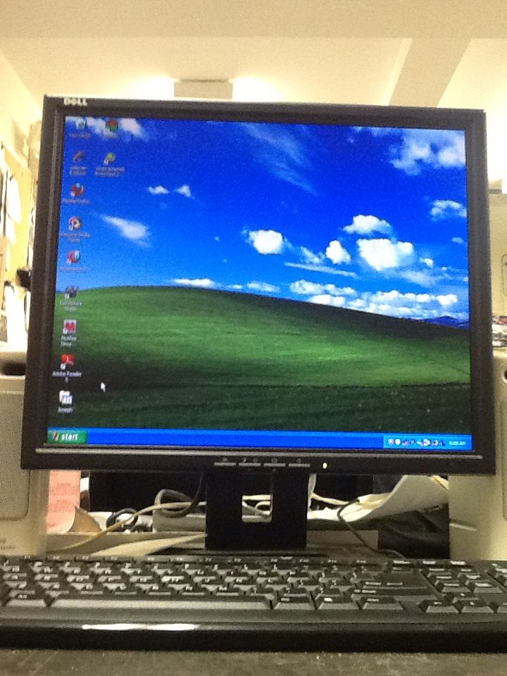 My Old Windows Xp Computer