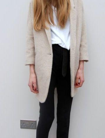 Minimal + Chic | @codeplusform | Fashion, Minimal fashion