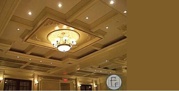 ceiling coffers possibility