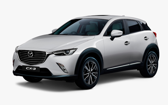 Mazda CX-3 (2016) - Couleurs/Colors | Mazda CX3 | Pinterest | Mazda and Cars