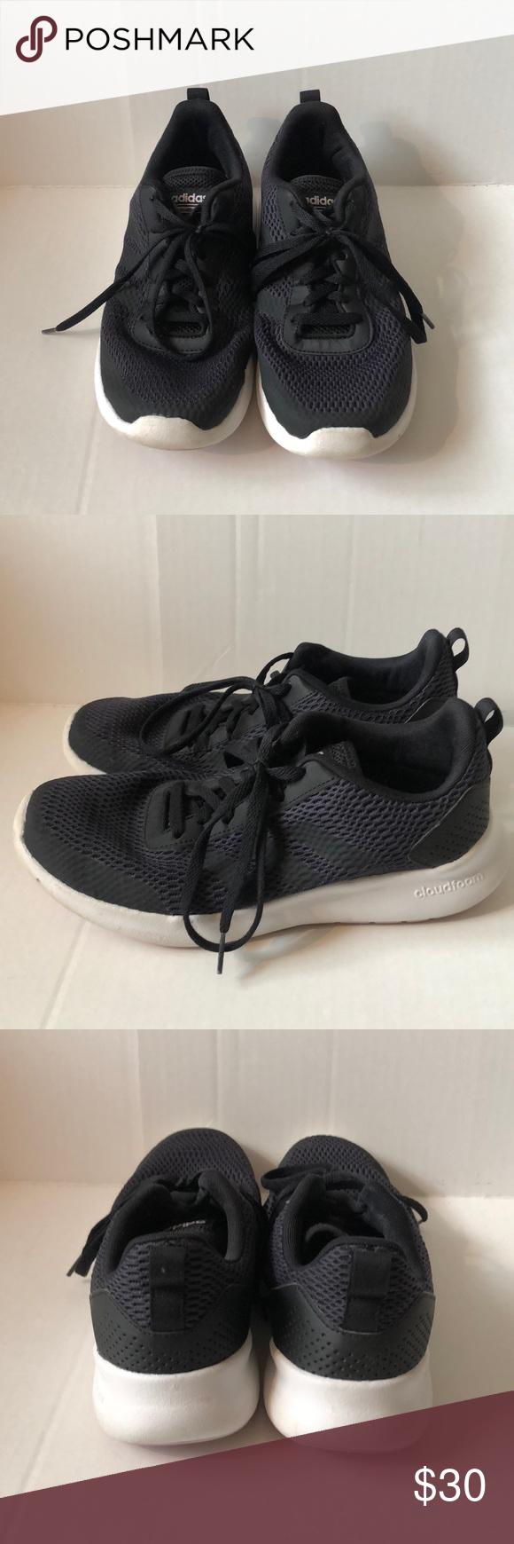 Adidas Ortholite Cloud Foam | All black