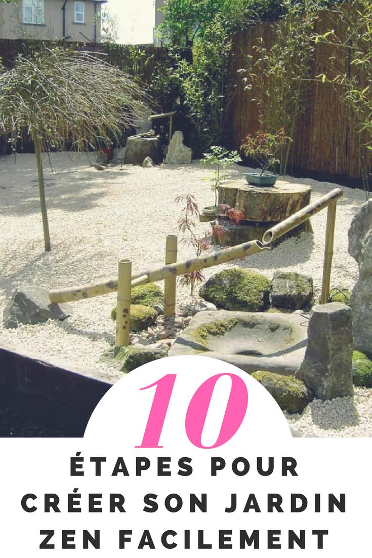 Creer Un Coin Zen Dans Son Jardin 10 étapes pour avoir son propre jardin zen à la maison