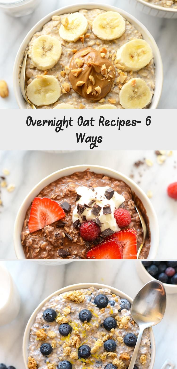Spice Up Classic Oatmeal With One Of These Delicious And Healthy Overnight Oat Recipe In 2020 Cheap Dessert Recipes Overnight Oats Recipe Overnight Oats Recipe Healthy
