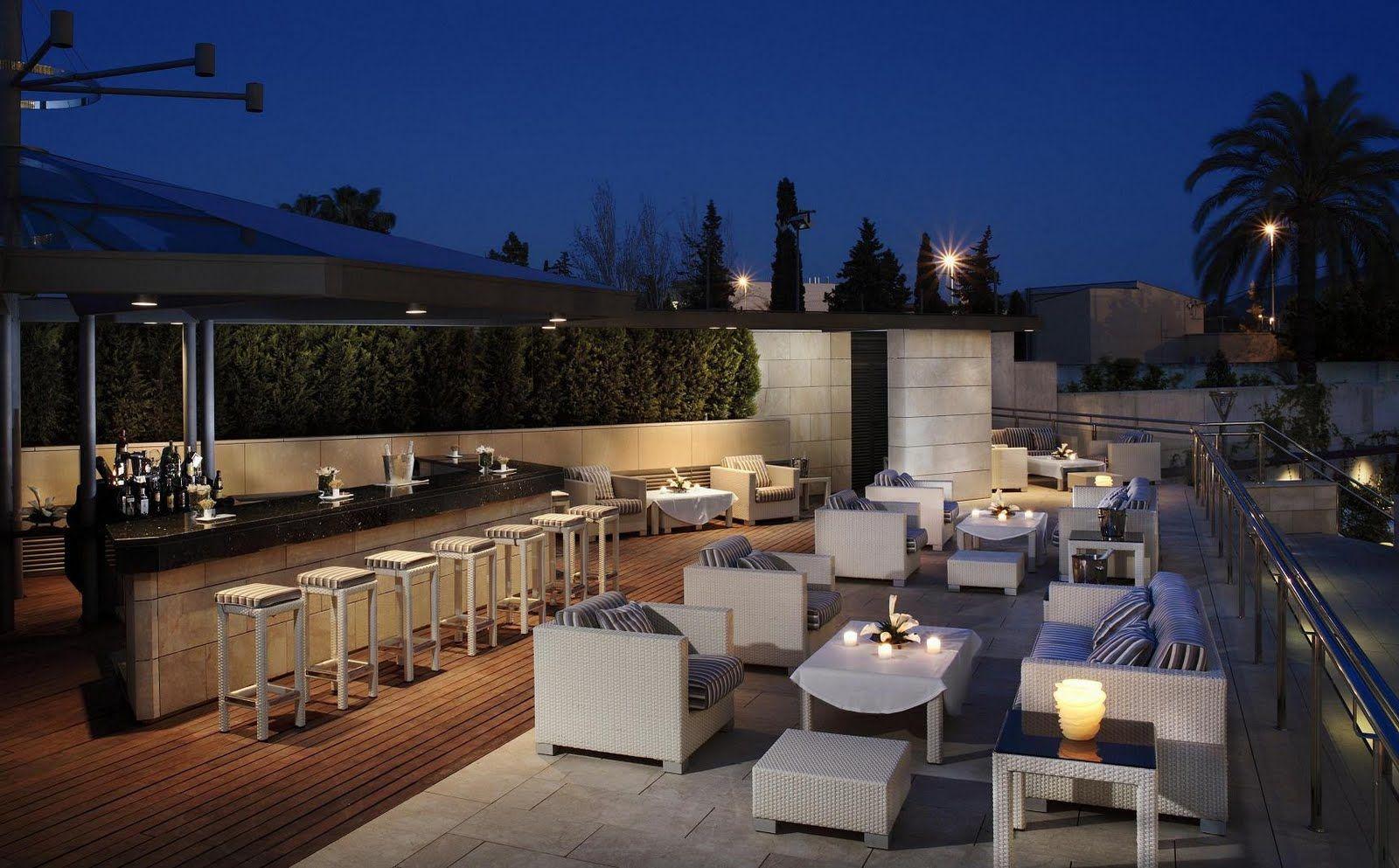 Invitacion Al Chill Out Bar Terrazas Chill Out Chill Hoteles