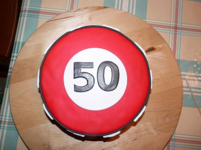 50 jaar taart Taart 50 jaar | taart volwassenen fondant | Pinterest 50 jaar taart