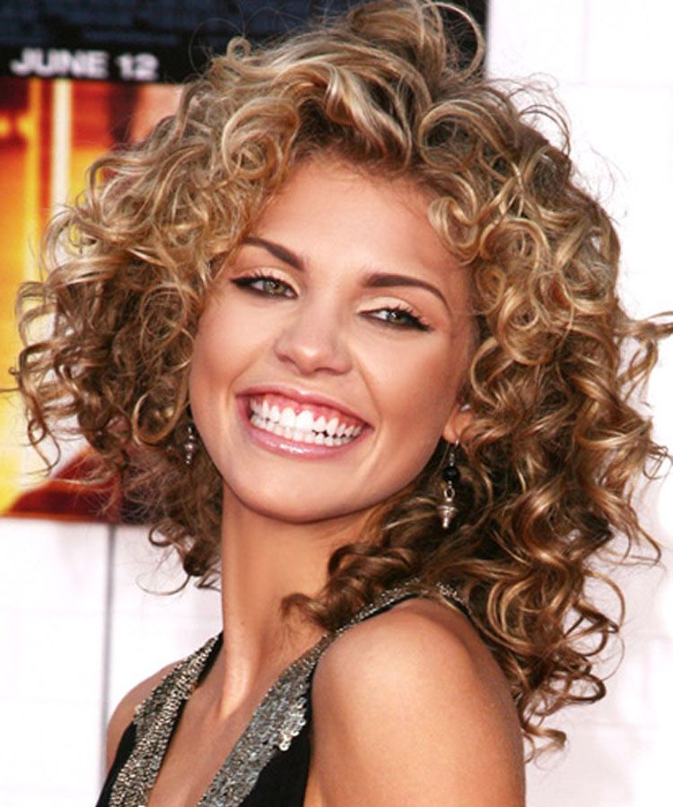Fabulous 1000 Images About Hair Styles Curly Hair On Pinterest Medium Hairstyle Inspiration Daily Dogsangcom