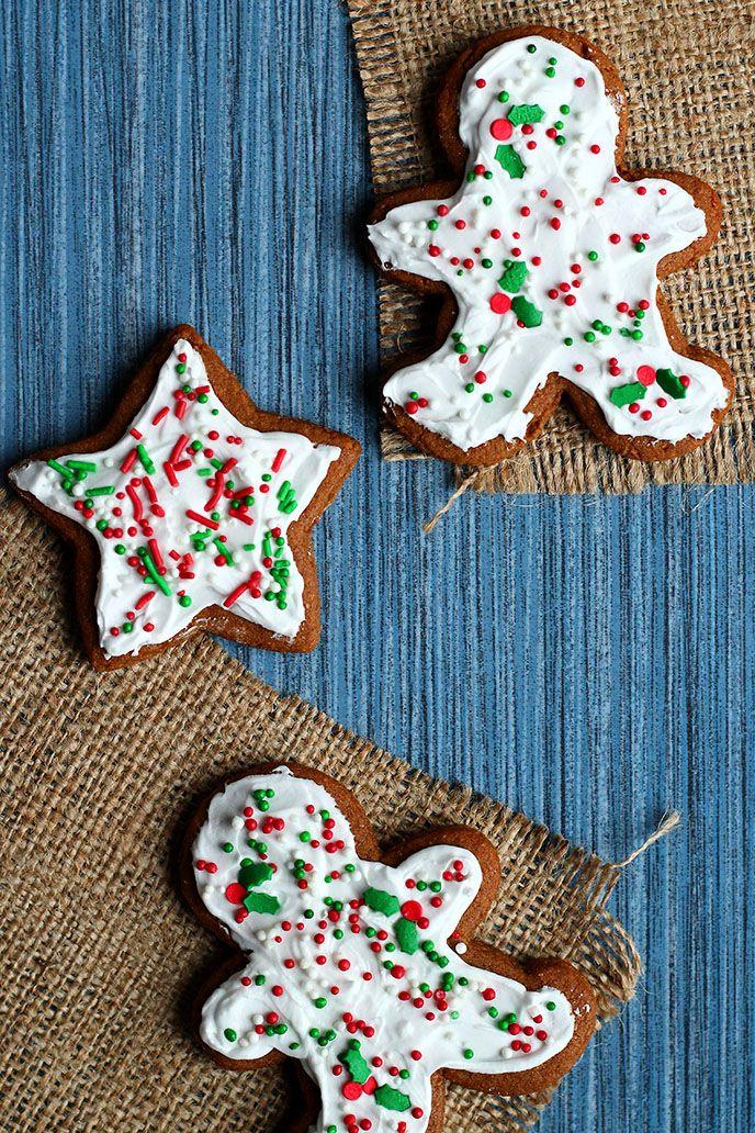 Perfect Vegan Gingerbread Cookies I Love Vegan Recipe Vegan Christmas Cookies Vegan Gingerbread Cookies Vegan Gingerbread