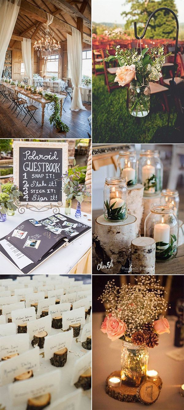 20 Budget Friendly Country Wedding Ideas from Pinterest ...