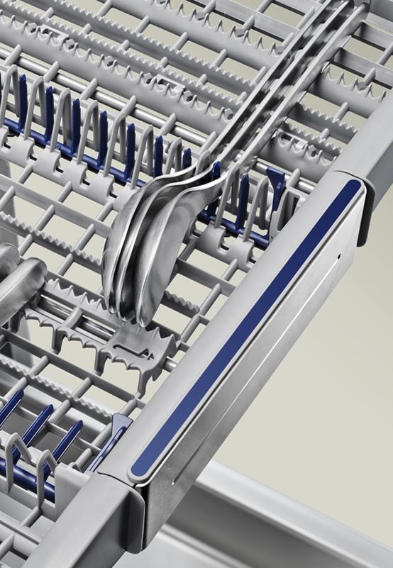 It's the tiny things in daily life that make housework more pleasant. Cutlery can easily be stored in the #dishwasher #varioFlex drawer. // Es sind die kleinen Dinge im täglichen Leben, die Arbeit im Haushalt einfacher machen – wie eine #varioFlex Schublade im Geschirrspüler. #enjoysiemens #iQ700