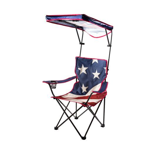 camping chair accessories emil j paidar barber 1959 quik shade adjustable canopy folding patio furniture collapsible