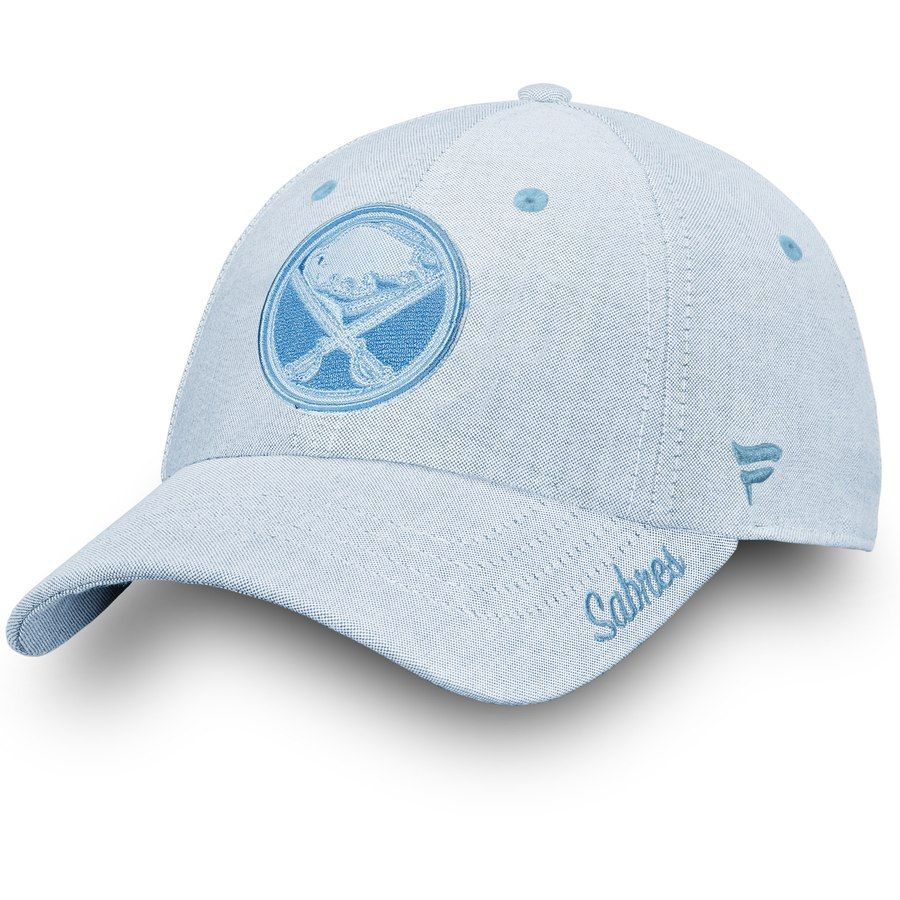 5aa03f3ff Women s Buffalo Sabres Fanatics Branded Blue Hometown Fundamental  Adjustable Hat