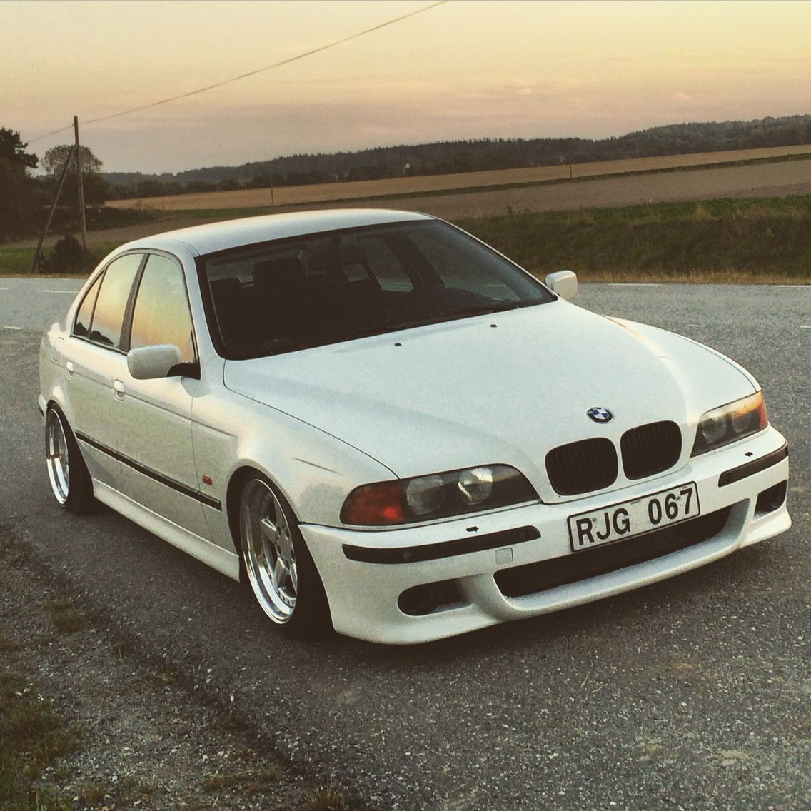 hight resolution of low e39 with ac schnitzer type2 3split wheels