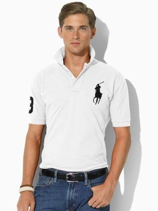 Classic-Fit Big Pony Polo - Polo Ralph Lauren. My Daily Polo by Ralph Lauren Distinguished Gentleman  Available at ralphlauren.com