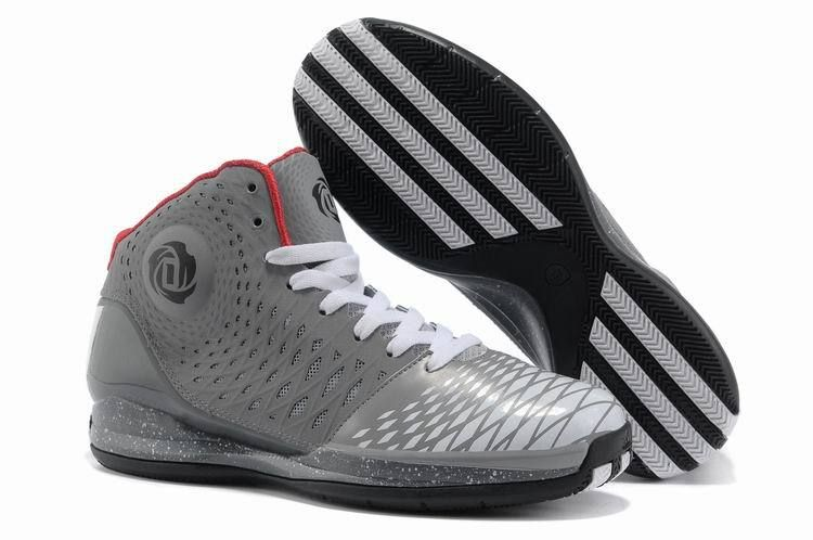 Adidas Adizero Crazy Light Derrick Rose Shoes Grey Green TopDeals