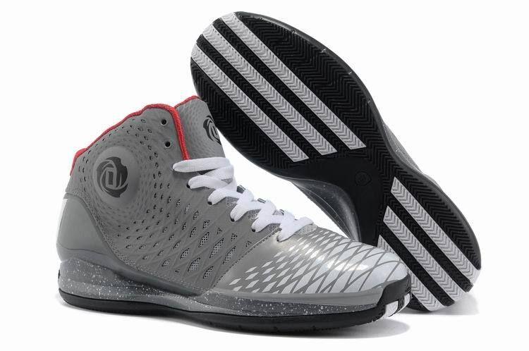 hNWZl Adidas adiZero Derrick Rose 3.5 Coll-Grey
