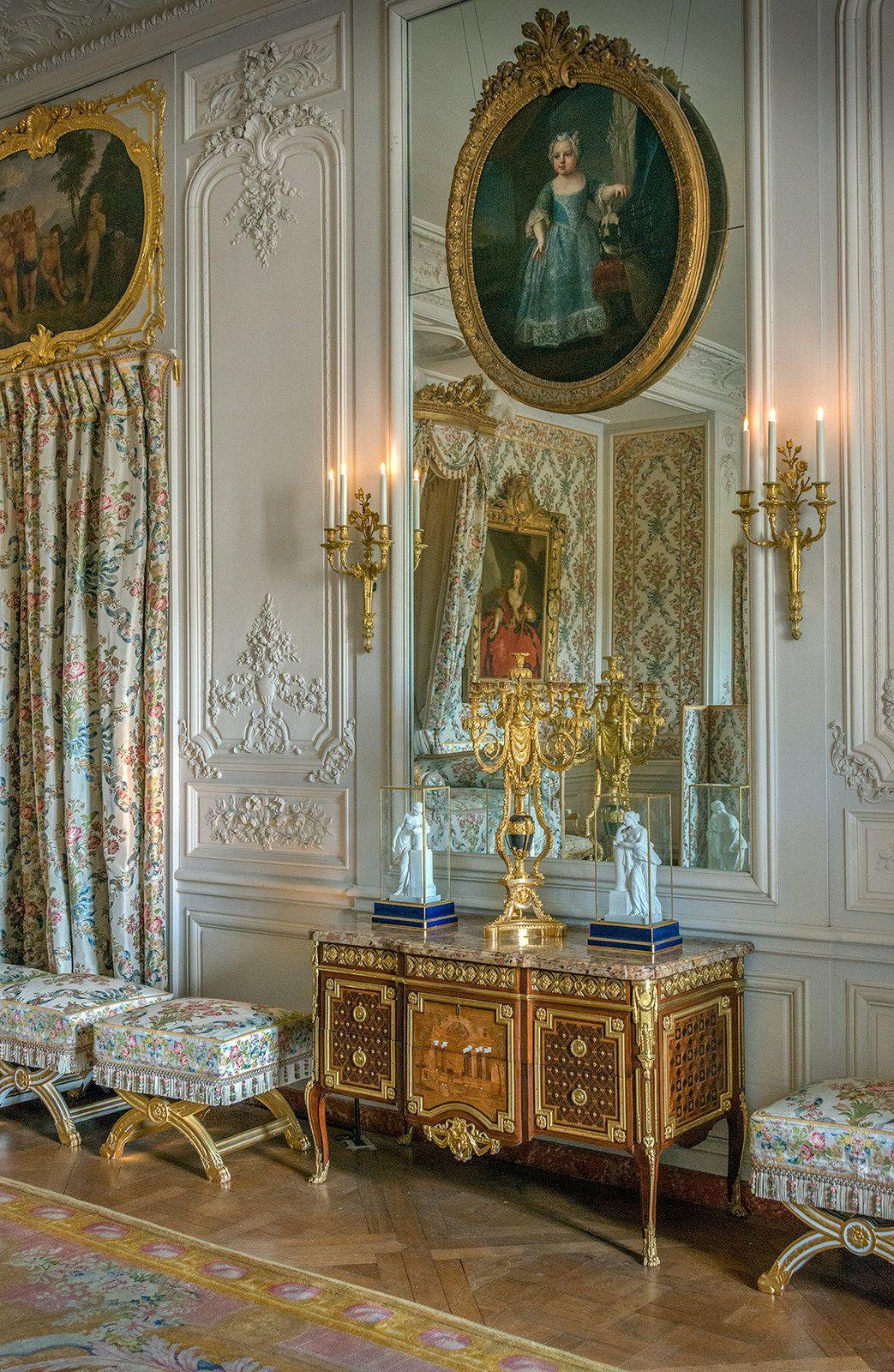 Exterior: Versailles In 2019