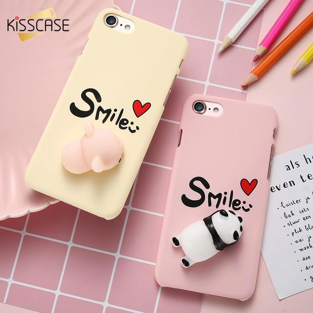 Alert Fashion 3d Embroidery Pig Lovers Soft Phone Case Cover For Apple Iphone 6-xs Max Cell Phone Accessories Cases, Covers & Skins