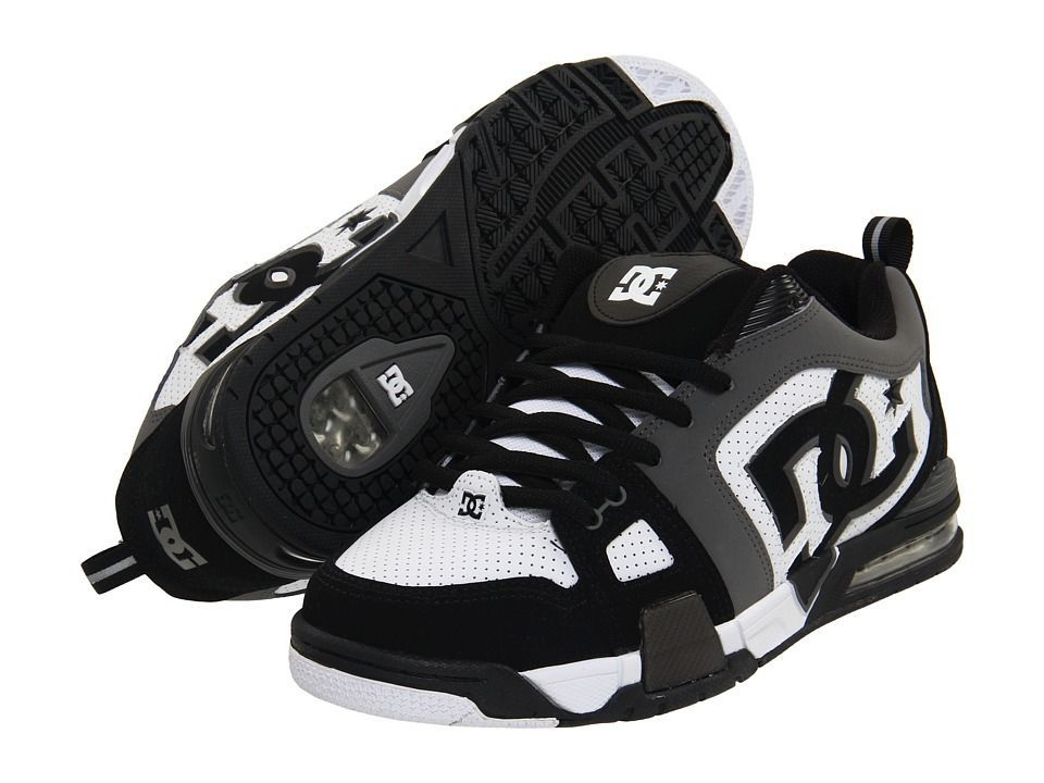 DC FRENZY Mens Skate Shoes (NEW) BLOCK