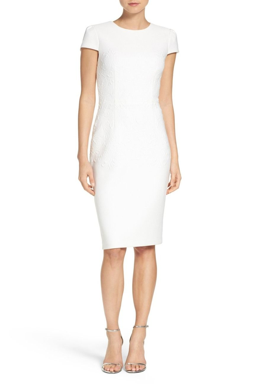 Betsey Johnson Jacquard Midi Dress Nordstrom Rack Betsey Johnson Dress Nordstrom Dresses Dresses [ 1300 x 868 Pixel ]