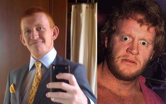 Mark Calaway (The Undertaker) & his son Gunner Calaway ...