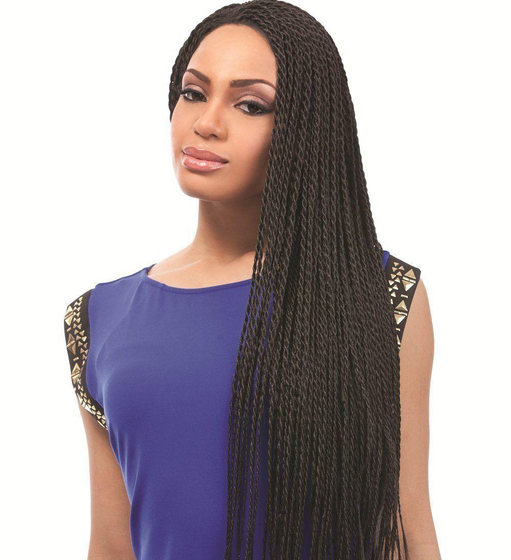 Sensationnel Empress Senegal Collection Braided Lace Wig Senegal