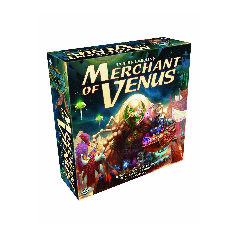 merchant of venus Board games, Classic board games, Games