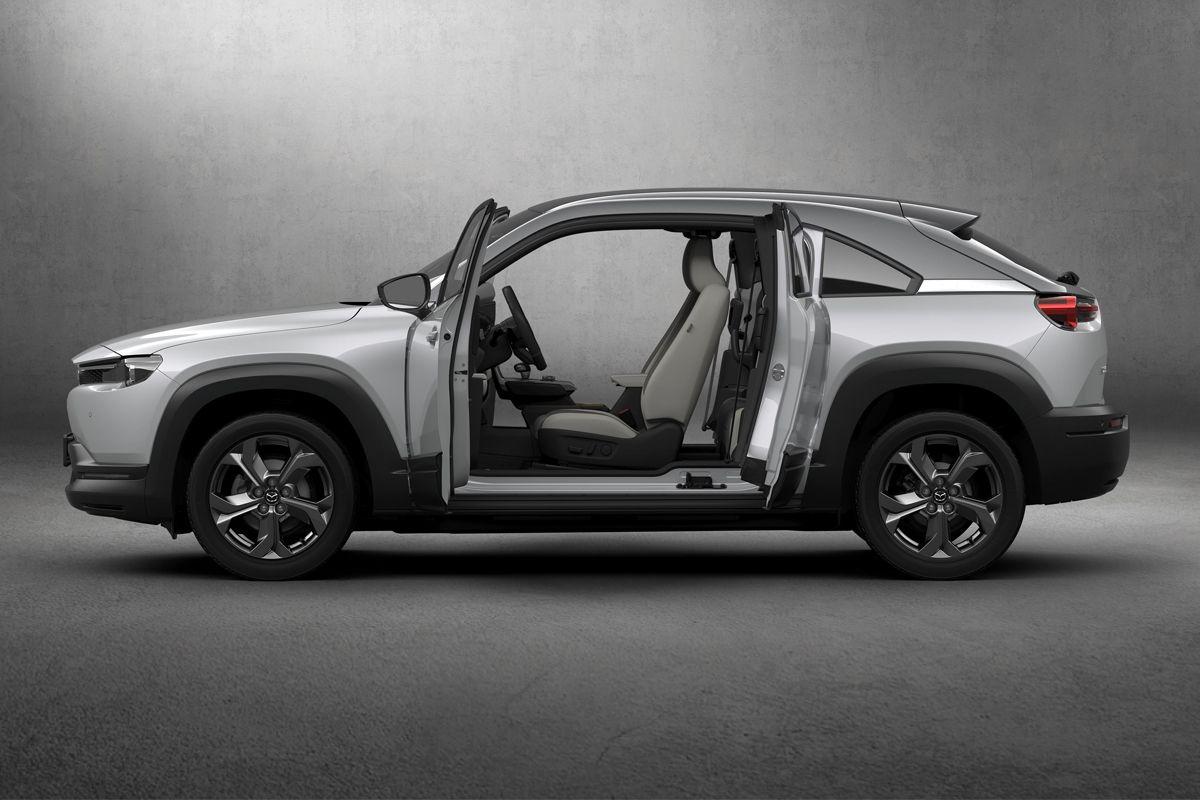 Mazda MX-30 Unveils At Tokyo Motor Show 2019 — urdesignmag
