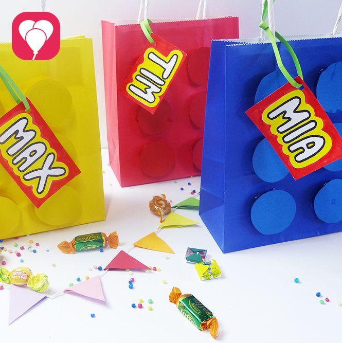 Lego Ist Ein Tolles Motto Für Jeden Kindergeburtstag! Wir Zeigen Dir, Wie  Du Tolle