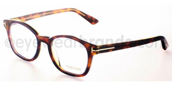 b4087bfa227 Tom Ford TF 5208 Tom Ford TF5208 092 HAVANA BLUE Tom Ford Glasses ...