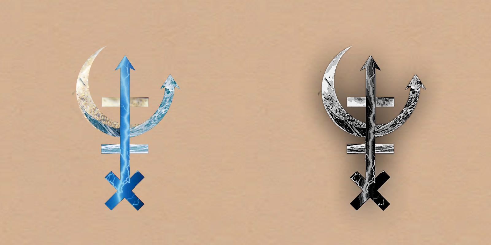 Combined Hades, Poseidon, Zeus Symbols | Nerdy | Pinterest ...