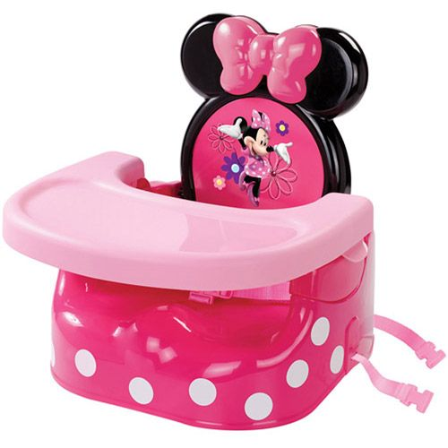 Summer Infant Disney Minnie Mouse Booster Seat 25 00