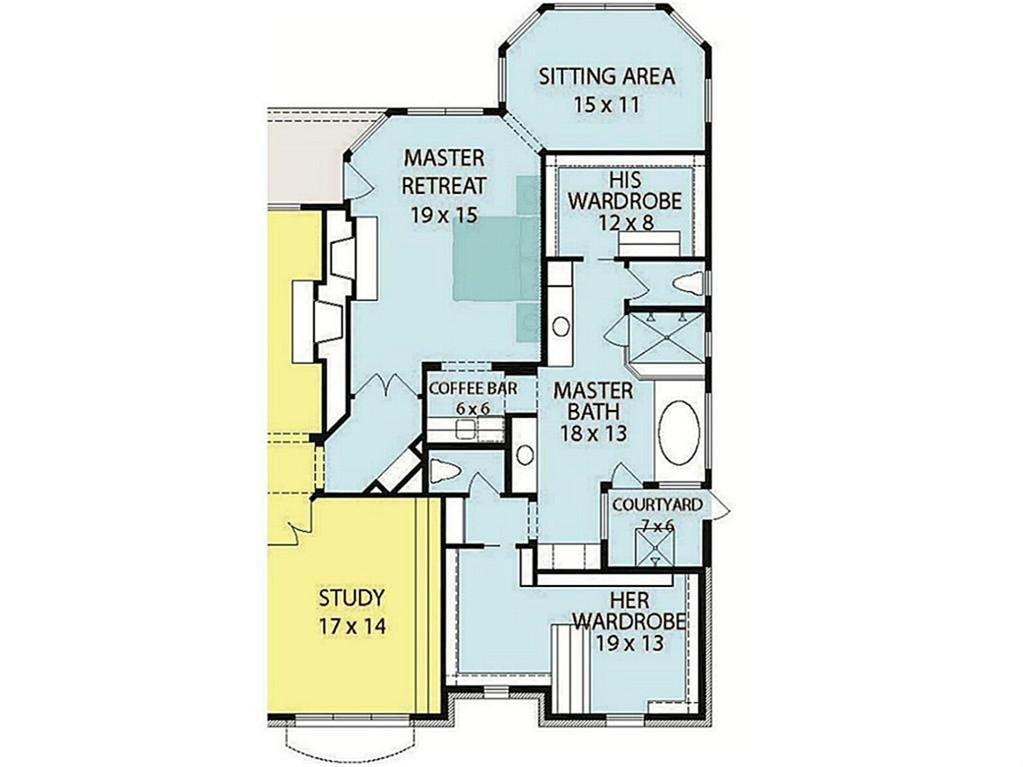 Pin On Floor Plan Upstairs