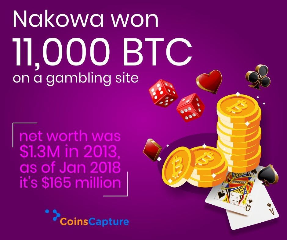 cryptocurrency gambling coins