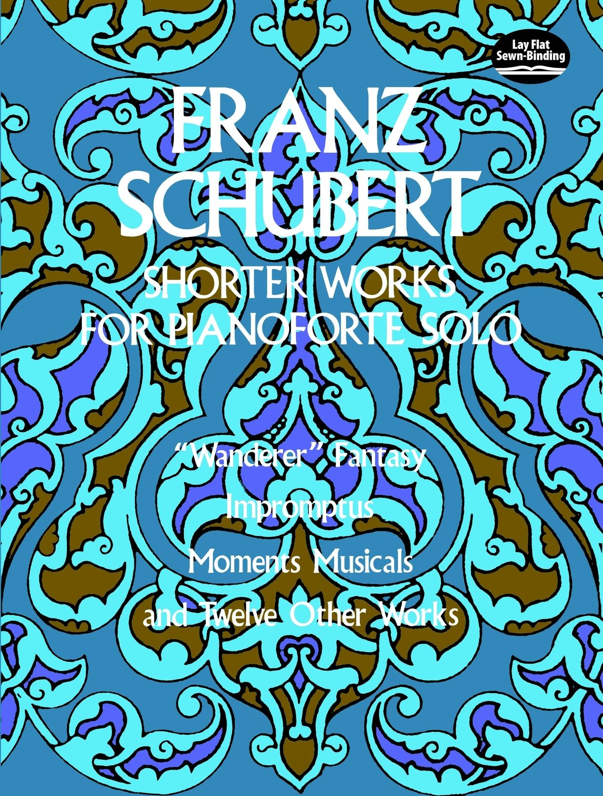 Shorter Works for Pianoforte Solo. Piano Sheet MusicClassical ...