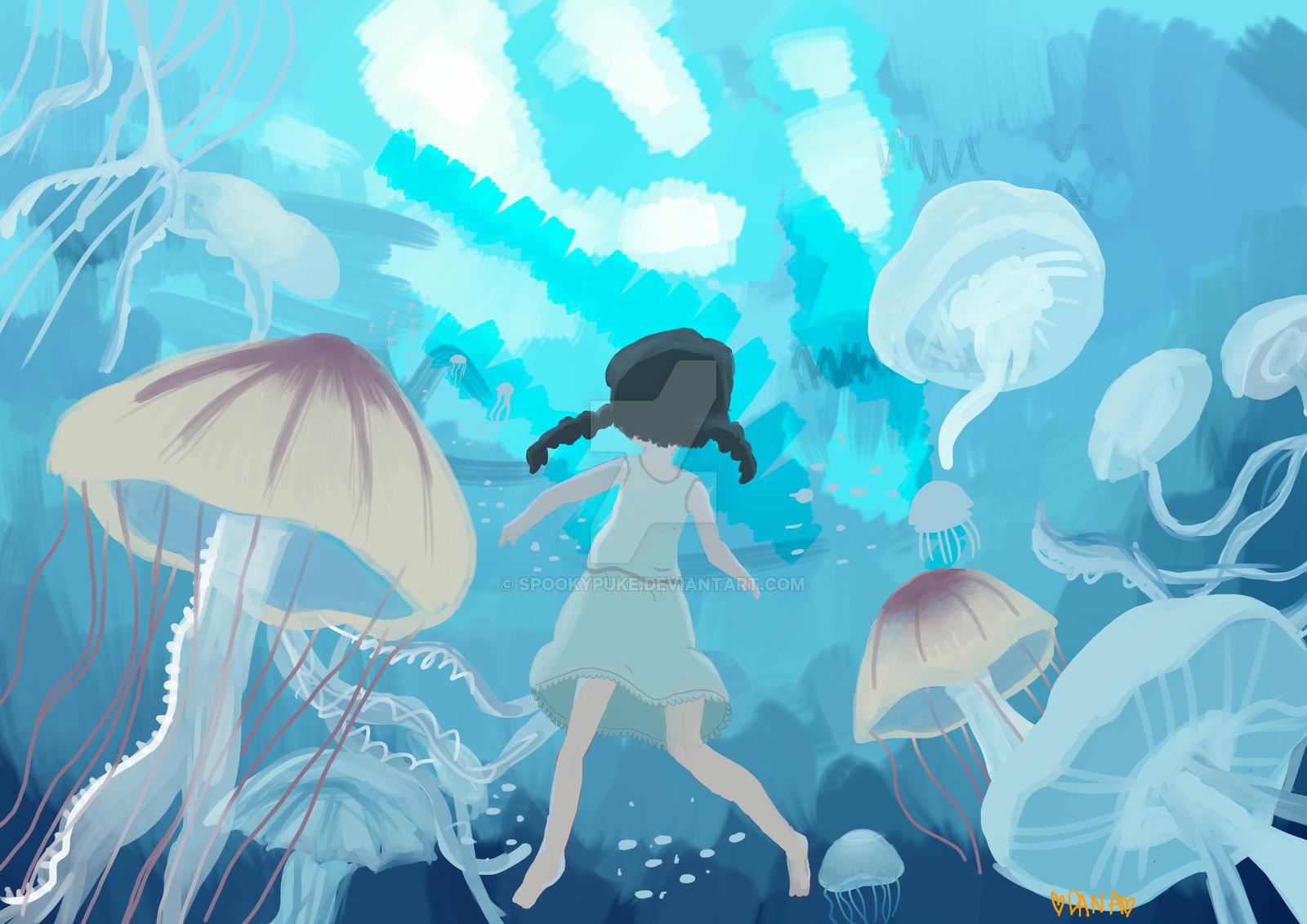 Princess Jellyfish - Tsukimi | Princess Jellyfish | Pinterest ...