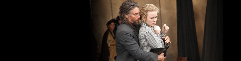 Hell on Wheels will begin filming its second season next week! I love this show!
