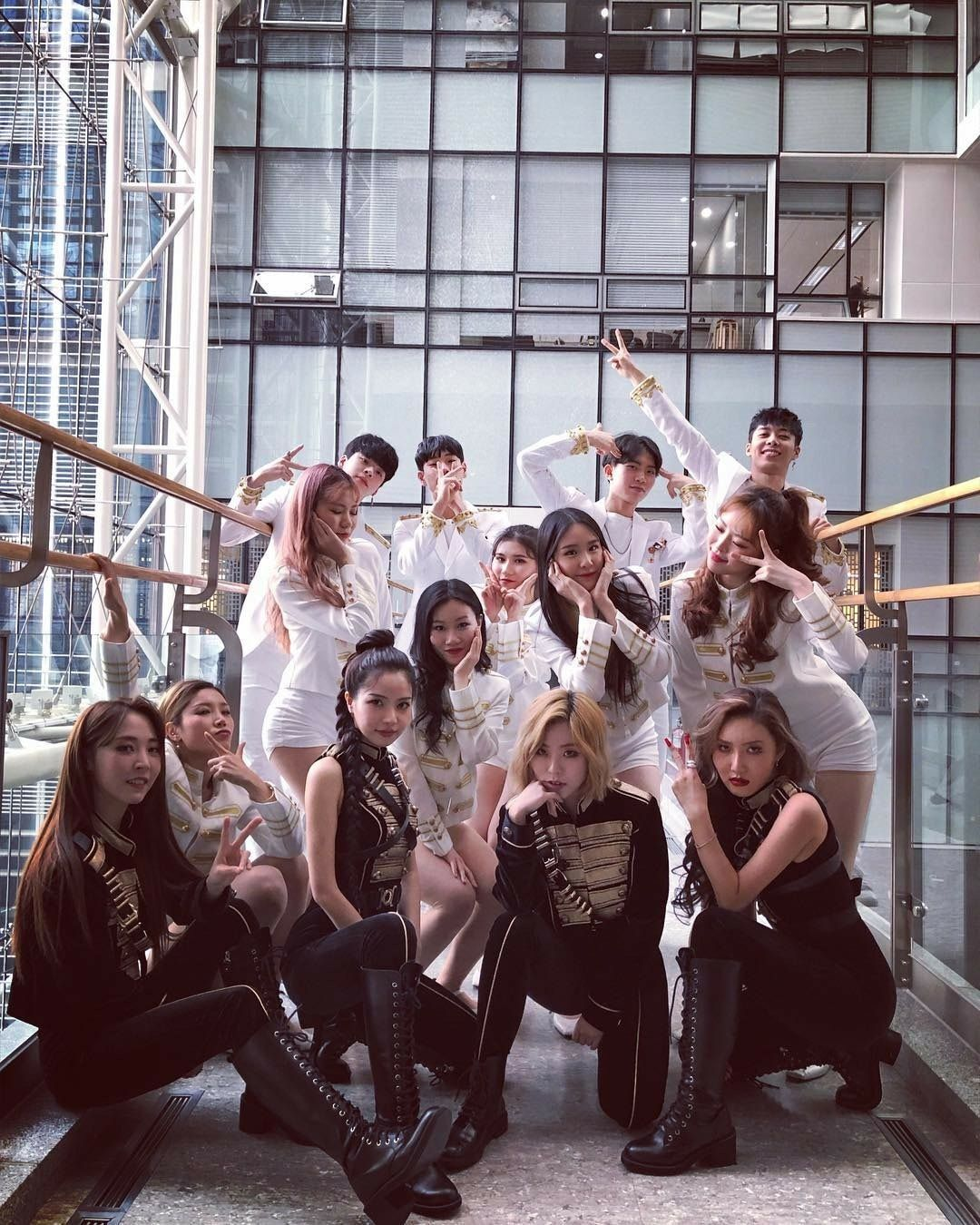 MAMAMOO x Backup Dancers | MBC Gayo Daejejeon | Mostly MMM in 2019