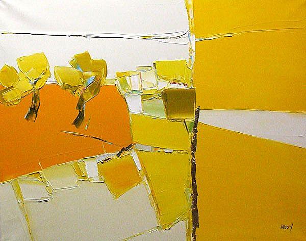 Peinture Veronique Vadon Rayon De Soleil Artistes Préférés En
