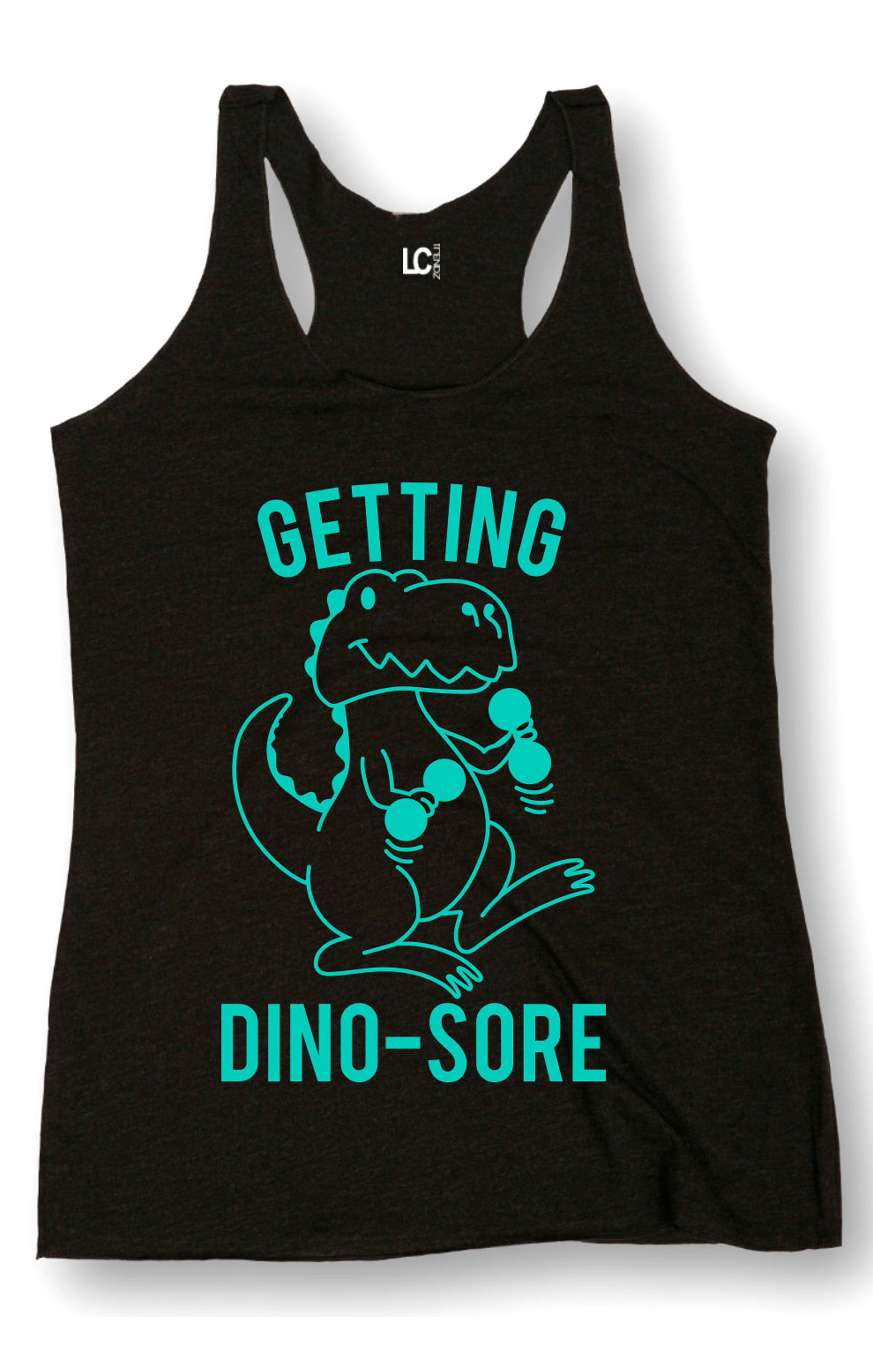 This cute workout tank...