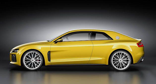 Iaa 2013 Audi Sport Quattro Concept 700 Ps Und Sport Hybrid Der